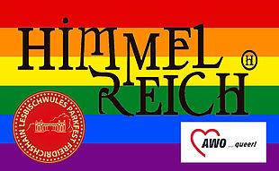 himmelreich goes Lesbisch Schwules Parkfest Friedrichshain